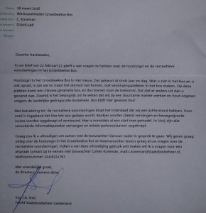 reactiestaatsbos